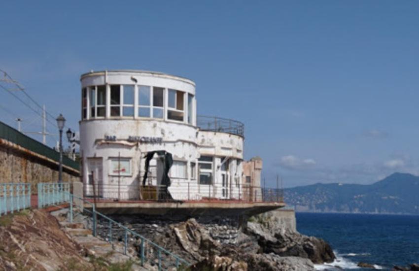 La Marinella di Nervi, al via il cantiere: inaugurazione febbraio 2021