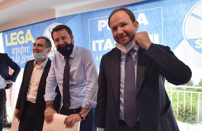 Gianpiero Zinzi: consigliere aderisce ufficialmente a Lega
