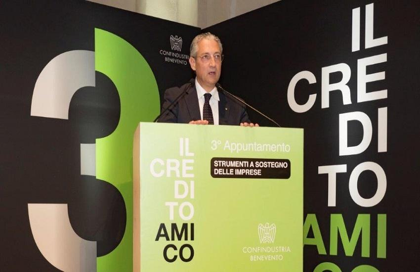 Confindustria: Liverini nel Comitato Tecnico del Credito