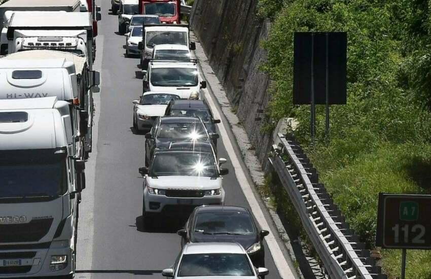 Caos in autostrada, il grido di dolore della Liguria: il 22 una carovana di  trasportatori in corteo fino a Roma