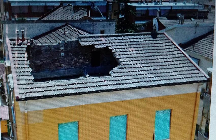 Piombino: crollo del tetto in via Primo Maggio, le parole di Gelichi