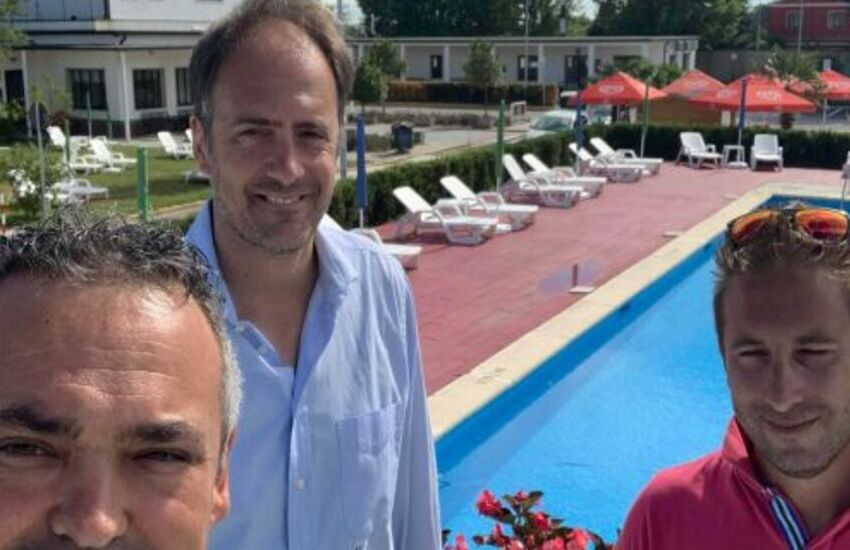 Bassa Padovana, hub di Bagnoli di Sopra diventa  una piscina