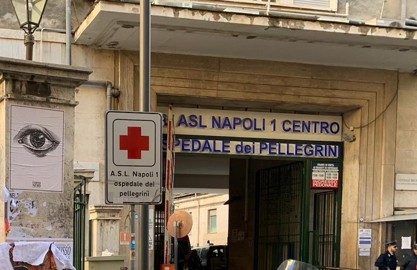 Omicidio, Ospedale Pellegrini