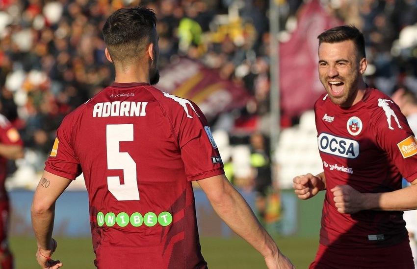 Cittadella Calcio, quarto ko consecutivo: playoff a rischio