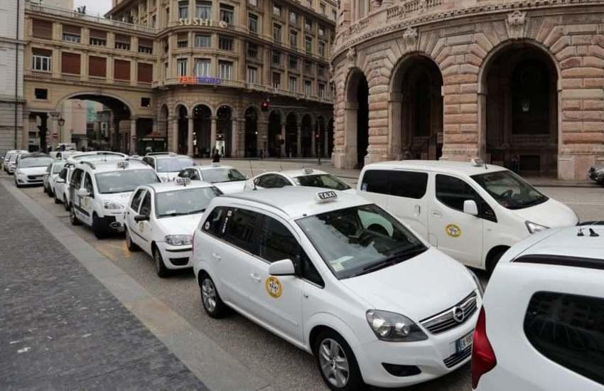 """Liguria: la regione regala corse gratis in taxi ad anziani e disabili: """"Così aiutiamo lavoratori in difficoltà"""""""