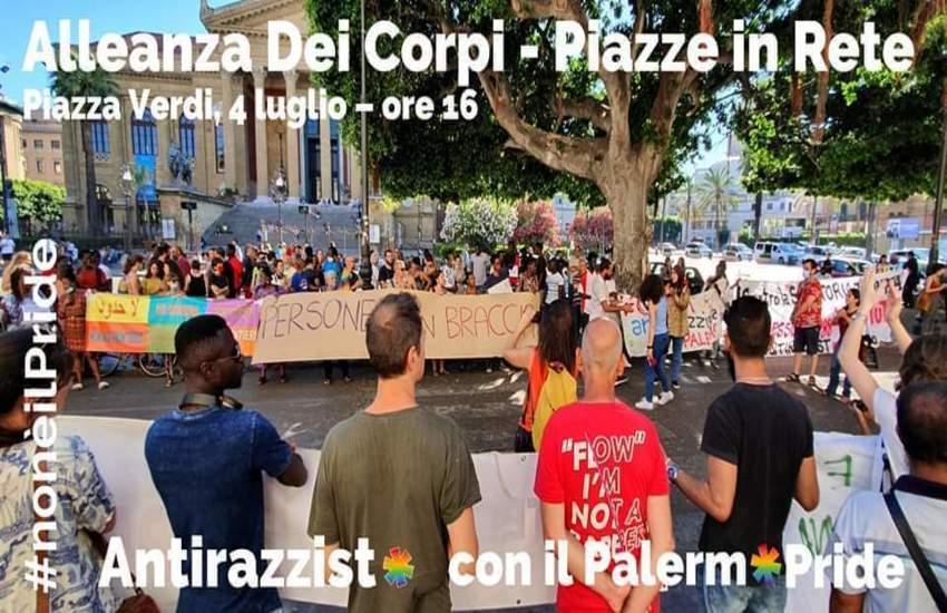 Palermo Pride in forma diversa