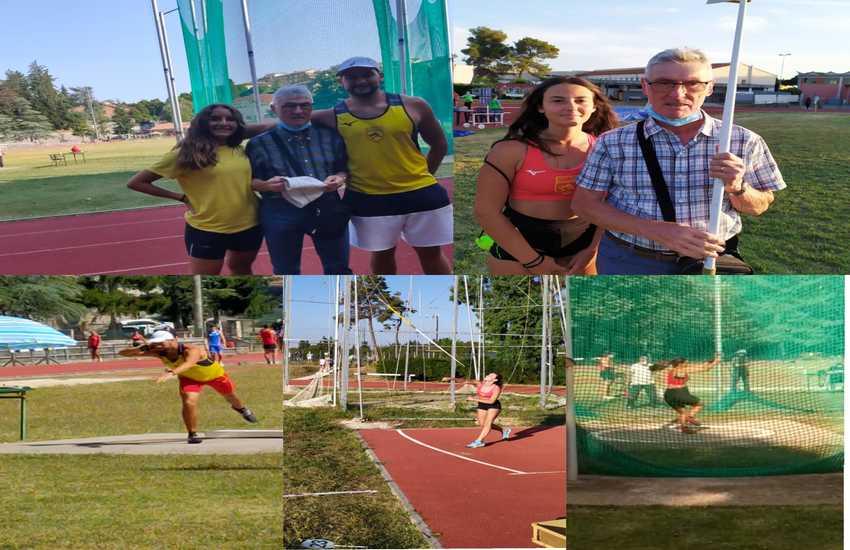 Centro Atletica Piombino: ritorno in pista su più fronti
