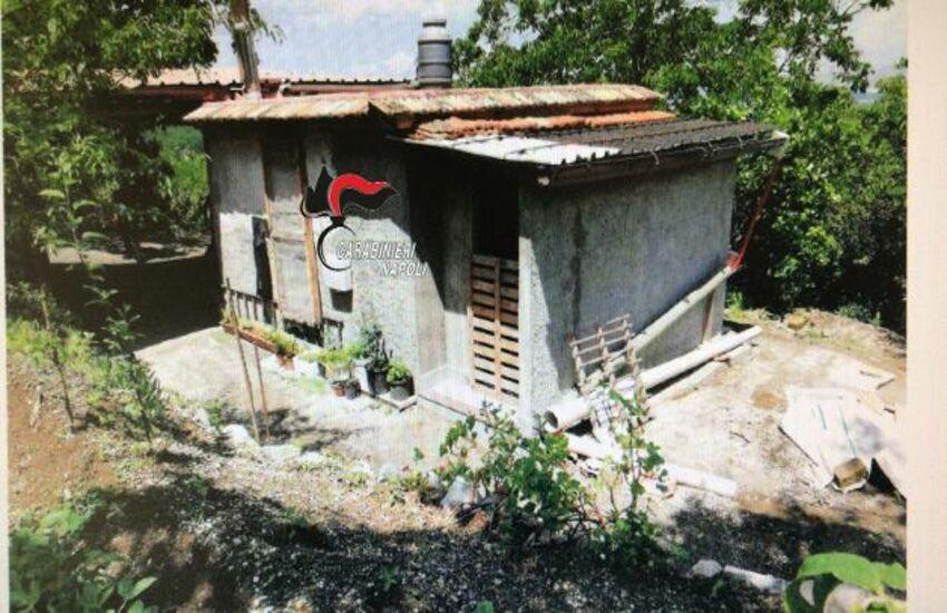 Lotta all'abusivismo edilizio a Nola, scoperti manufatti edili senza permesso