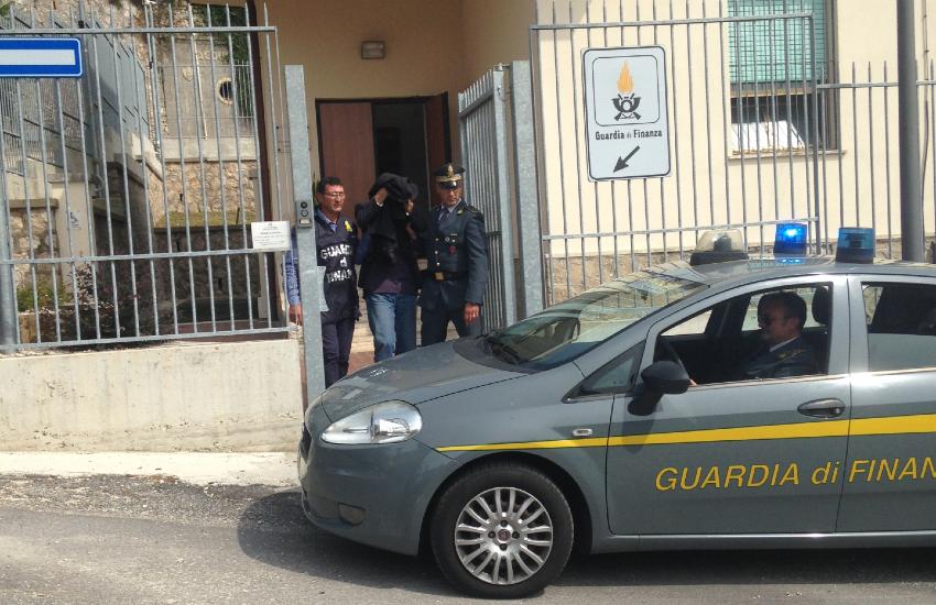 Latitante di origine ciociara arrestato dalla Finanza a Castro dei Volsci