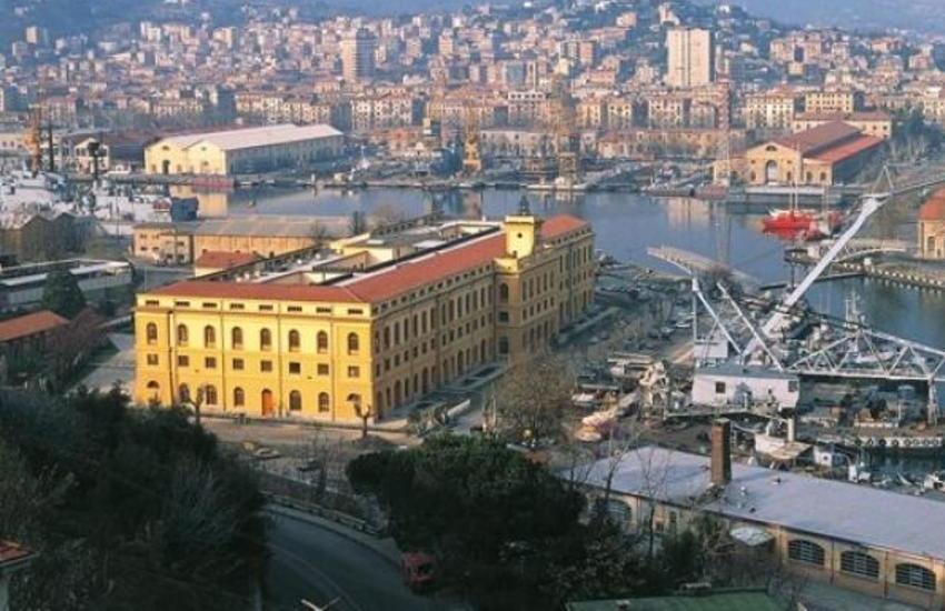 Arsenale della Spezia, via libera alla produzione di mascherine