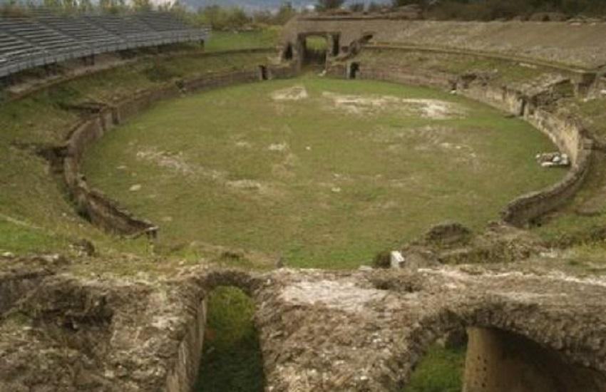 Avella – Riaprono il parco archeologico e l'anfiteatro, i siti più visitati in Irpinia nel 2019