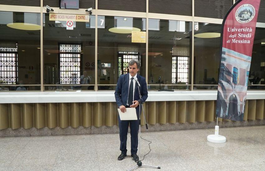 Messina, monitoraggio civico per l'appalto UniMe sull'ex Banca d'Italia
