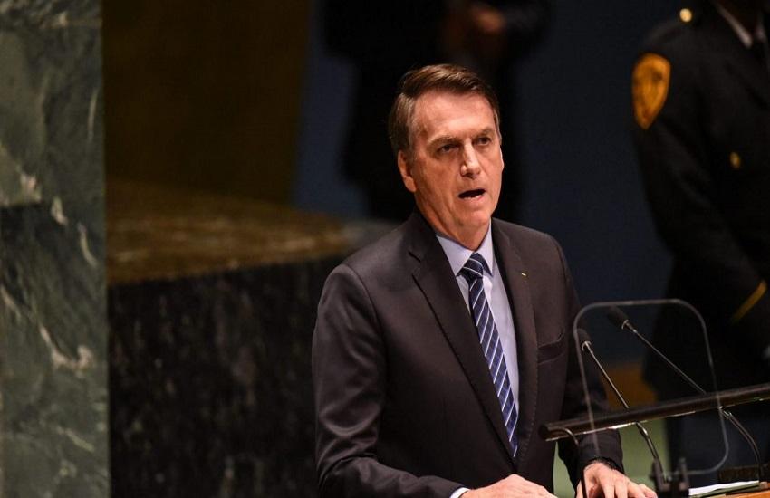Bolsonaro rischia processo all'Aja per gestione del Covid-19