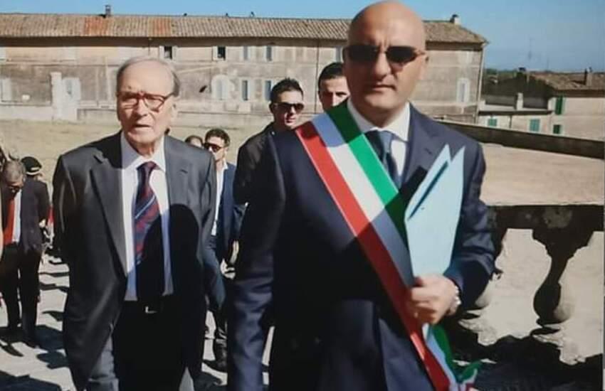 CAPRAROLA RICORDA ENNIO MORRICONE