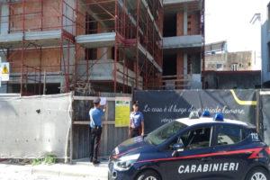 Controlli dei carabinieri sui cantieri, 3 persone denunciate