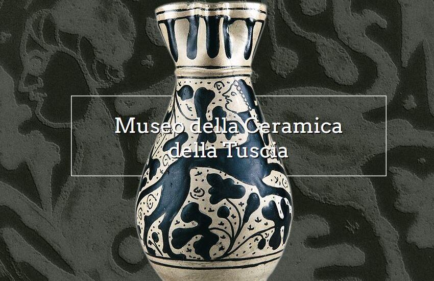 Figure Zoomorfe al Museo della Ceramica della Tuscia