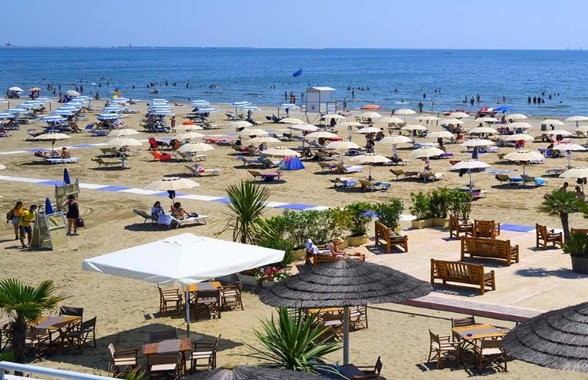 Bandiere Blu: il Lido di Venezia si conferma spiaggia d'eccellenza anche nel 2021