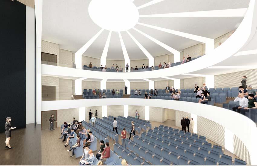 Montebelluna, ecco il nuovo teatro