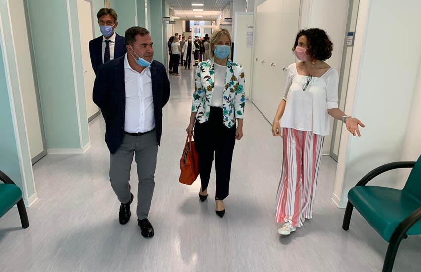 Portogruaro, ultimata ristrutturazione del centro di salute mentale