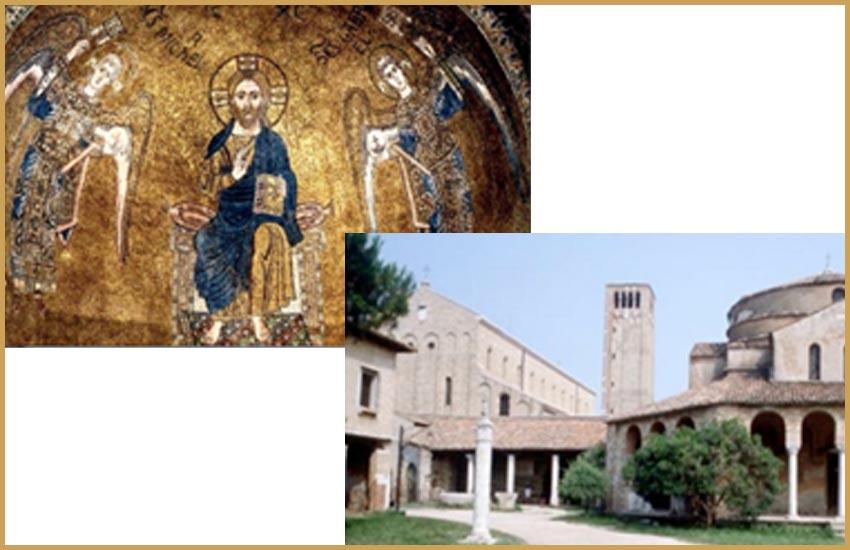 Feste dell'Assunta a Torcello  e di S. Rocco a Venezia: le celebrazioni