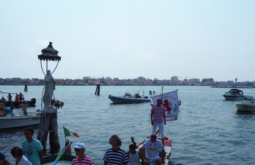 Chioggia, domenica la messa del Pescatore