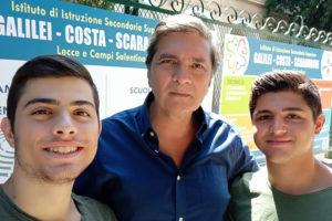 Docente dell'anno 2020: lo vince Daniele Manni, professore leccese
