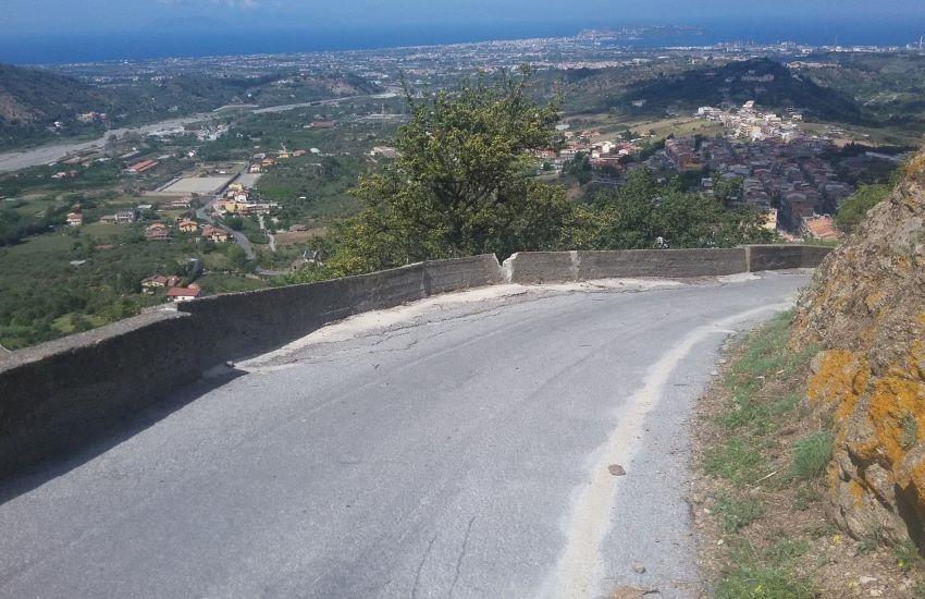 Dissesto idrogeologico, si lavora nel centro storico di Santa Lucia del Mela