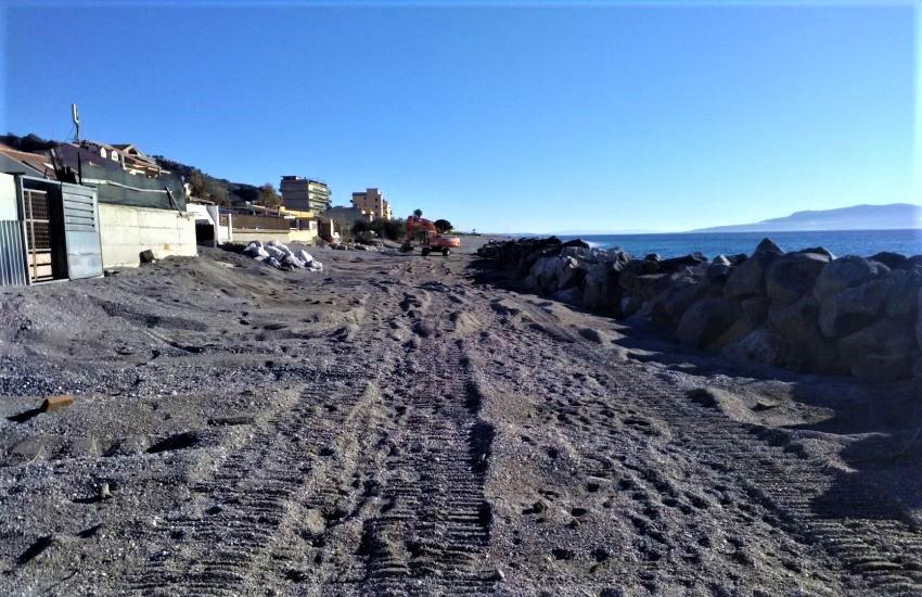 Dissesto idrogeologico, scade il 27 il bando per il litorale messinese di Galati Marina