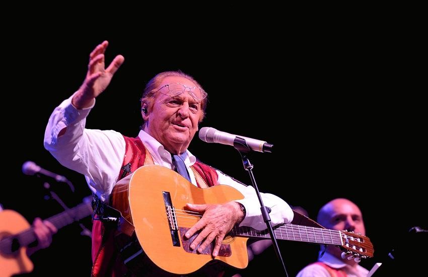 Renzo Arbore in concerto per Benevento Città Spettacolo