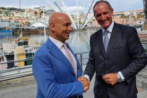 Porto Antico di Genova, Gilberto Gagliardi è il nuovo direttore generale
