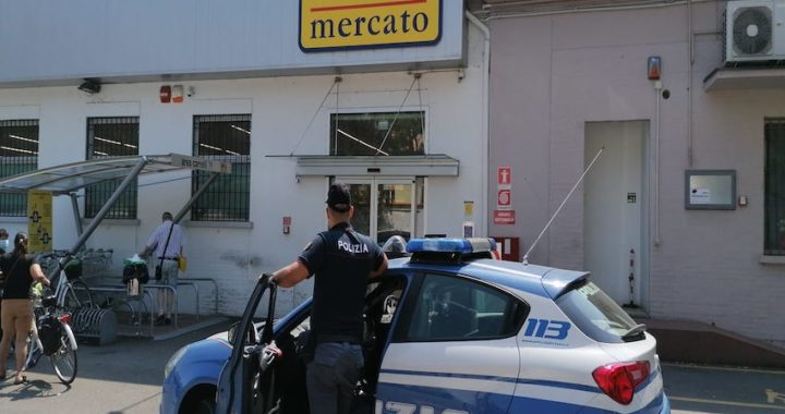 Tenta di rubare all'In's: arrestato 38enne