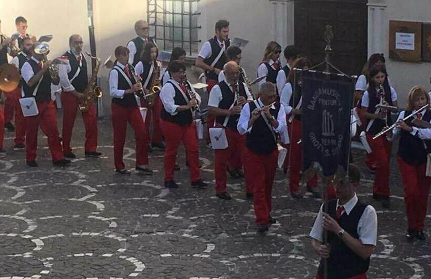 """FERENTO 2020, CONCERTO DELLA BANDA MUSICALE """"FERENTUM"""""""