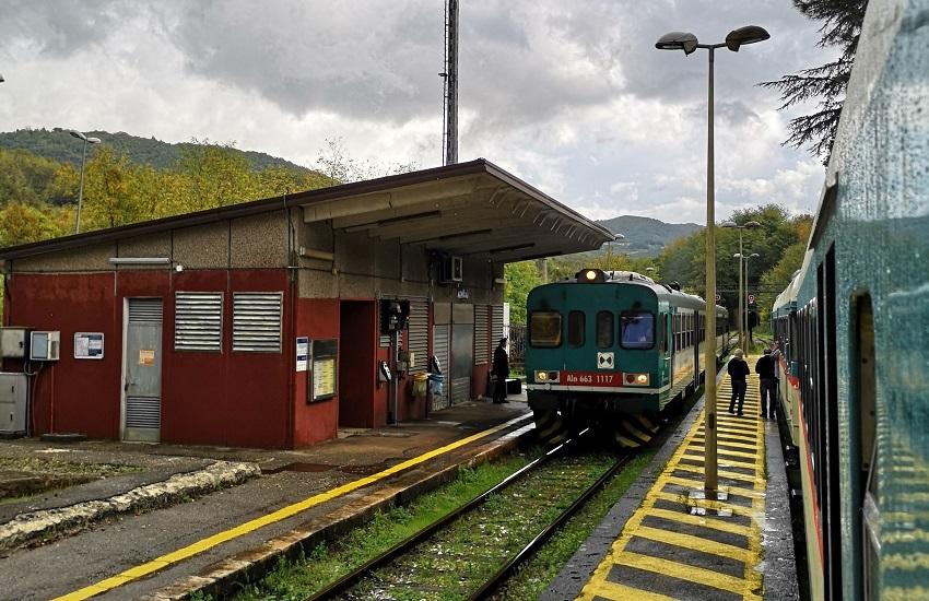 Avellino – Torna il treno storico delle tre DOCG lungo le valli ed i vigneti dell'Irpinia