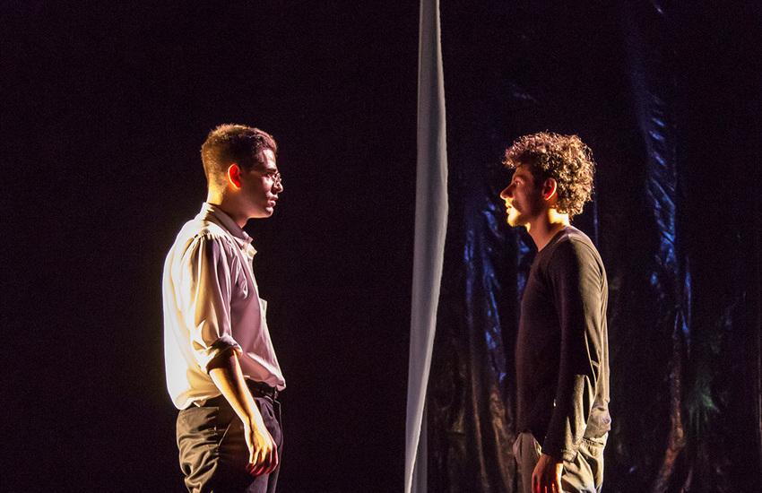 """Teatro Nazionale di Genova, al via il secondo spettacolo della 25° Rassegna di Drammaturgia Contemporanea:""""Amo la morte, come voi amate la vita"""""""