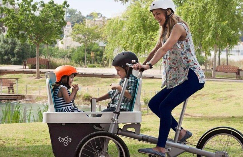 Padova, donate 5 cargo bike e 10 tablet all'Hospice Pediatrico: tra tecnologia e volontariato