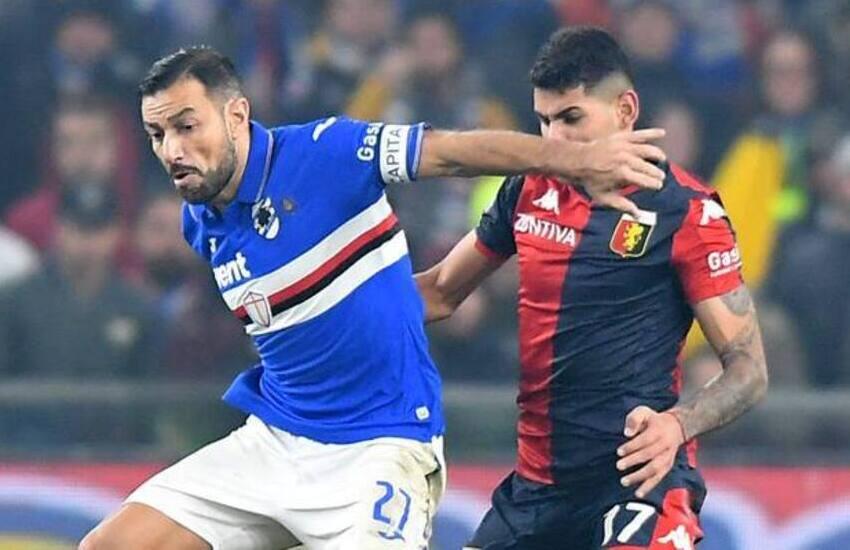 Derby Samp-Genoa 2020
