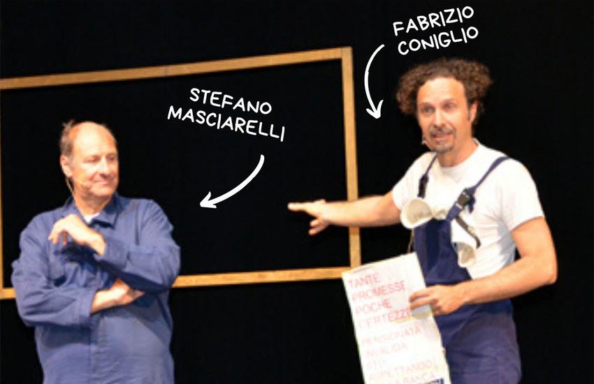 Caprarola, weekend tra magia, musica e commedia