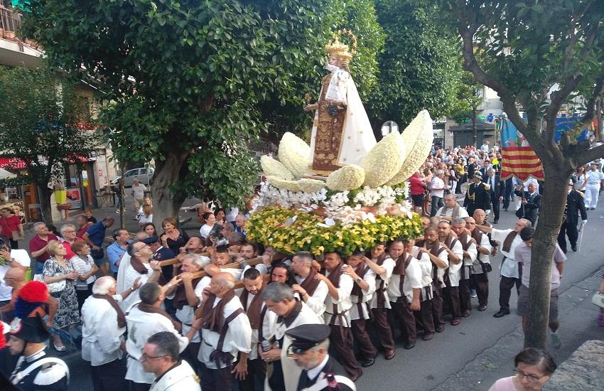 Madonna del Carmine, più riti religiosi in era covid