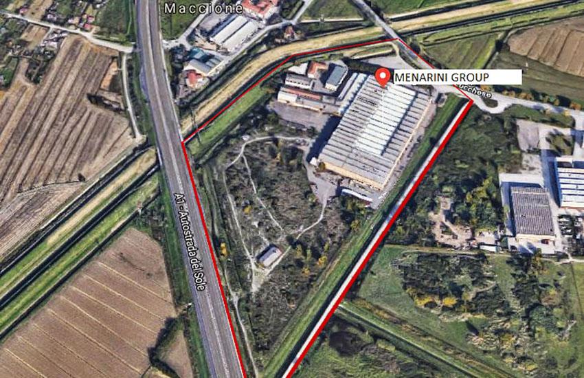 Polo Menarini nell'area ex Longinotti a Sesto, c'è l'accordo. 250 nuovi posti