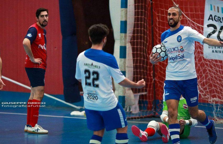 Mirko Caglià al Pro Nissa Futsal