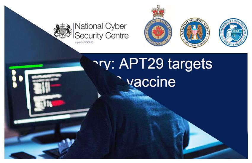 Cyberattacks: Hacker che si infilano in Twitter e spionaggio nei centri di ricerca Covid
