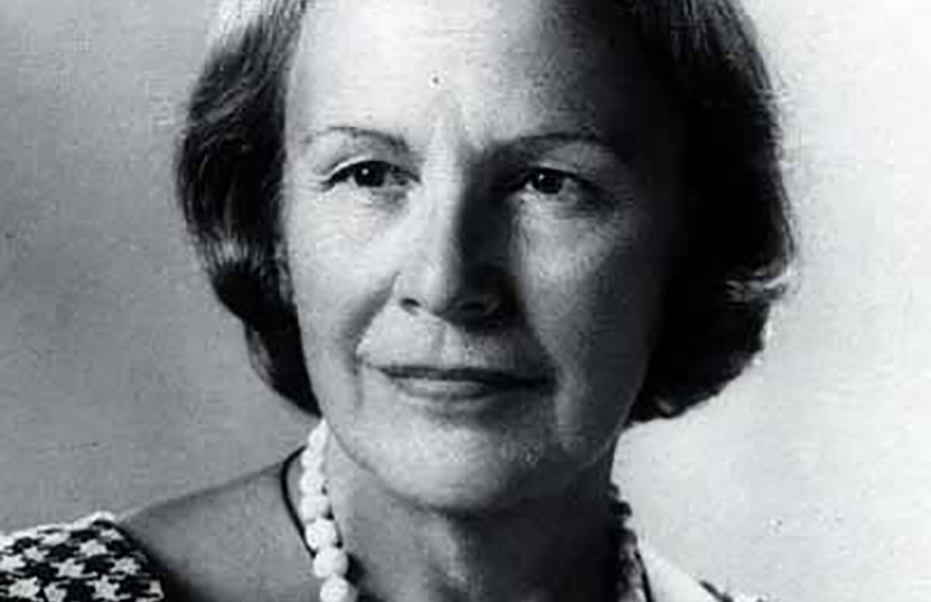 Nilde Iotti, comunista, prima donna presidente della Camera, ha una via a Firenze