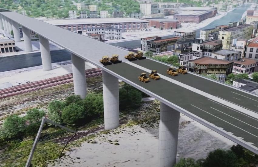 """Ponte Genova, De Micheli: """"sì a rispetto concessione ad ASPI"""""""