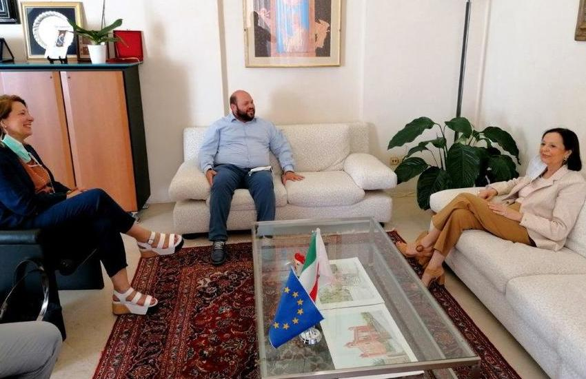 Maria Rosa Trio è il nuovo Prefetto di Lecce. Oggi l'insediamento ufficiale