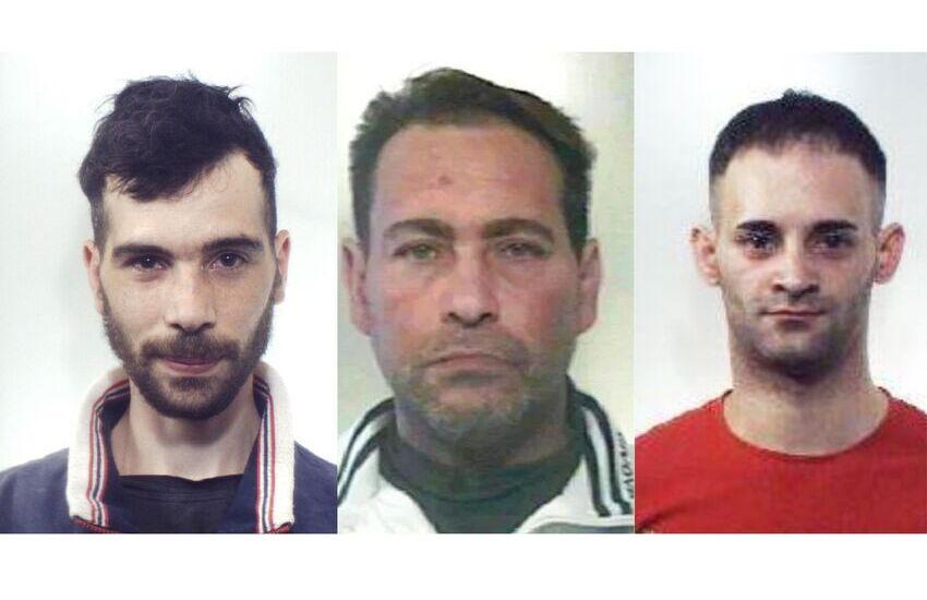 Paternò, spaccio e rapine, eseguite tre ordinanze restrittive