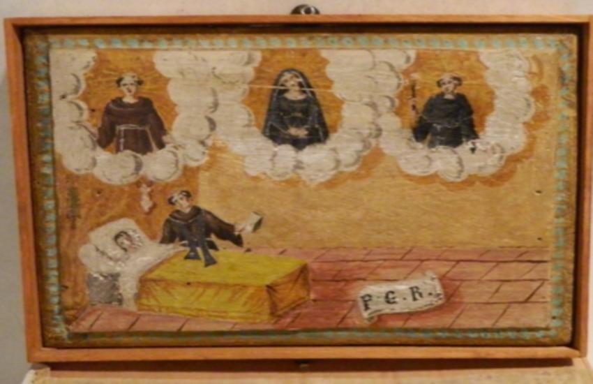 Restituiti 50 quadri ex voto sottratti alle diocesi della Campania e della Basilicata