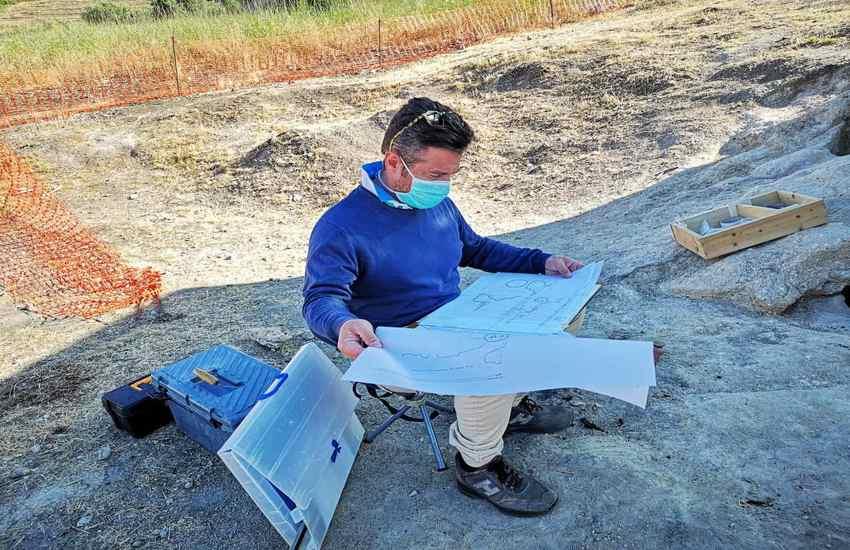 Archeologia, ritrovamenti nella necropoli di Sant'Angelo Muxaro