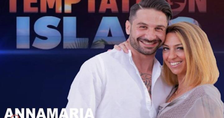 Temptation island e la coppia napoletana: ecco chi sono Antonio e Annamaria