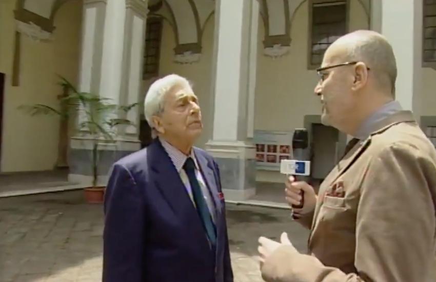 E' morto Guido Donatone, storico presidente di Italia Nostra