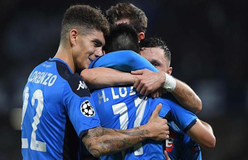 Napoli sbanca Marassi, occhio al calcio mercato